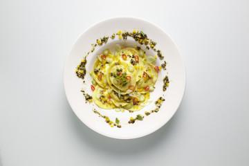 Tortelinis mit Pesto