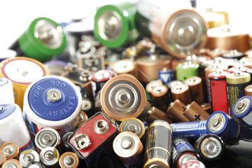 Gefährliche Abfälle, Batterien
