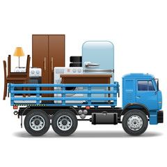 Vector Moving Concept