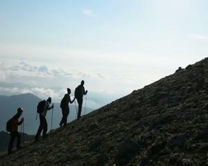 dağ tırmanış ekibi