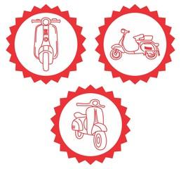 motorcycle theme