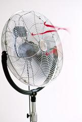 Ventilator, stehtventilator
