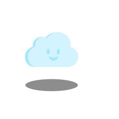 blije wolk
