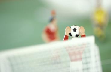 Tischfußball, Kicker