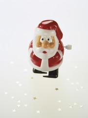 Weihnachtsmann Spielzeug