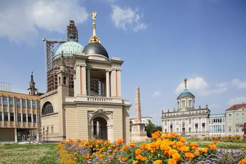 Deutschland, Potsdam, historische Gebäude