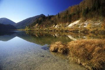 Chiemgau, Weitsee, Bayern, Deutschland
