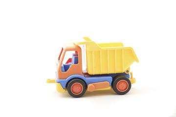 Spielzeug LKW, close-up