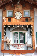 orologio a muro parete