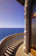 Jalta, Blick auf das Meer, Ukraine