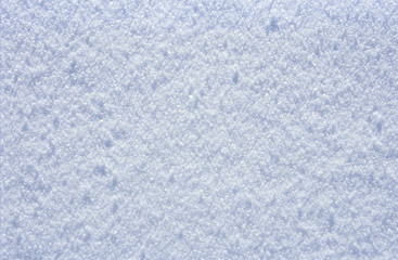 Pulverschnee, close-up, vollansicht