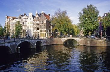 Prinsengracht, Amsterdam, Holland