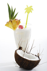 Pina Colada, Cocktail