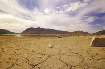 Gamskapoortdam, Trockengebiete, Kleine Karoo, Südafrika