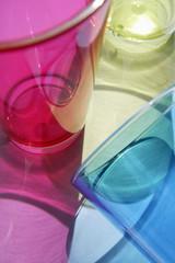 Plastikbecher, close-up