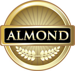 Almond Gold Label