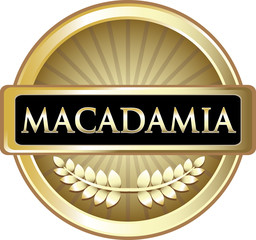 Macadamia Gold Label