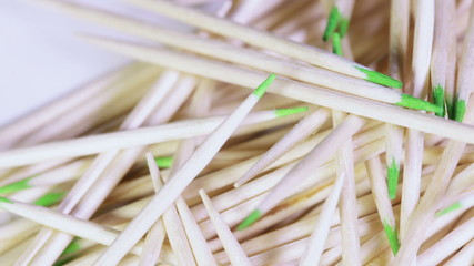 Toothpicks in bulk