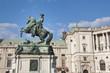 Erzherzog Karl memorial - Vienna / Wien Austria