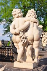 Figuren am Zwinger, Dresden