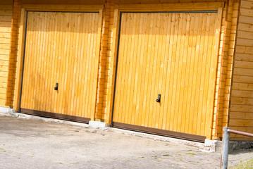 Garage, Doppelgarage
