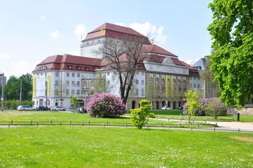 Schauspielhaus in Dresden