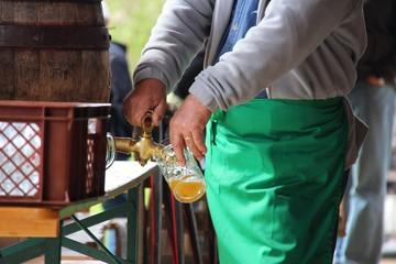 bier zapfen I