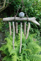 Wooden Wind Chime