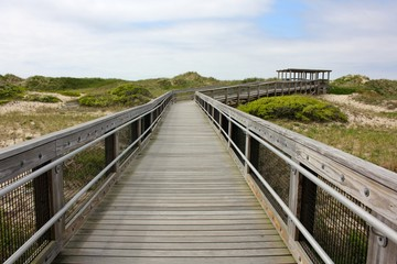 Beach Boardwalk II