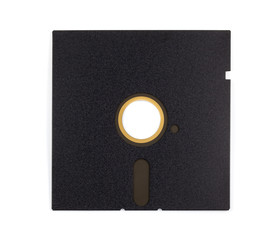 five inch diskette