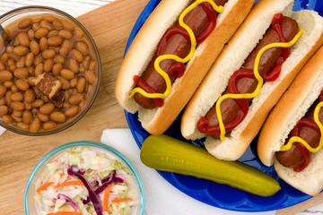 Summertime Hotdogs