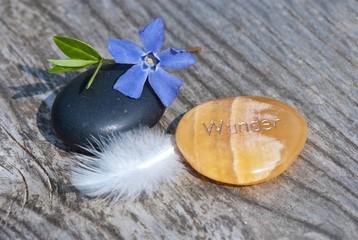 Wellness mit Wunderstein