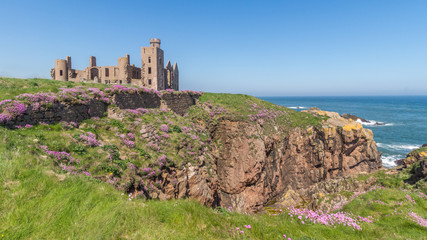 Slains Castle UK Scotland