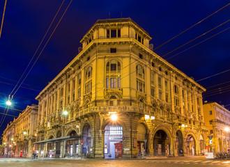 Palazzo Ronzani in Bologna, Italy