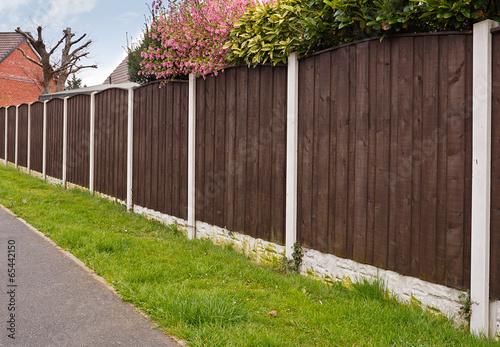 Close board fencing panels - 65442150
