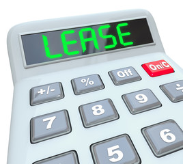 Lease Word Calculator Compare Buying Vs Leasing Better Deal