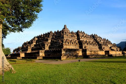 Foto op Plexiglas Indonesië Borobudur in Indonesia