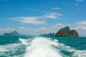Sea Landscape in Thailand