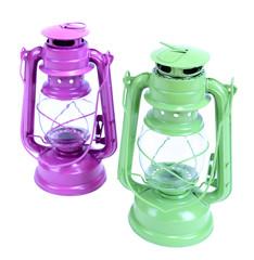 Colorful lantern isolated on white