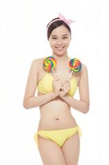 GPP0006219 여름 수영복 여자