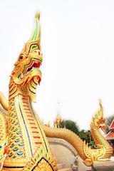 Gold Phaya Naga