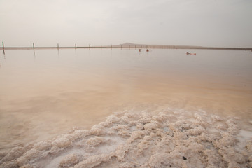 Russian Dead Sea - Lake Baskunchak, Russia