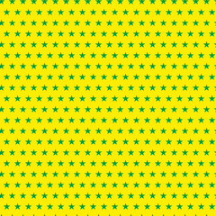 Brazil 2014 Seamless Green Yellow Background