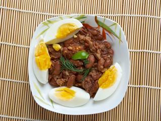 Ful medames - Egyptian,Sudanese dish