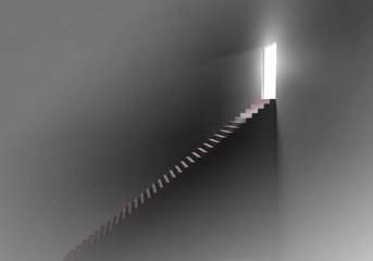 Stairway to the light