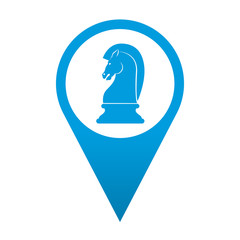 Icono localizacion simbolo estrategia