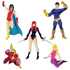 Superheroes  #2