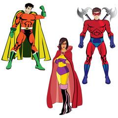 Superheroes  #1