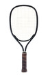 Old Racquetball racket islotated