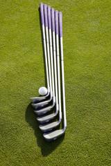 Golfschläger Set Golfball